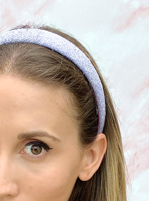Berkeley Mini Headband Lavender