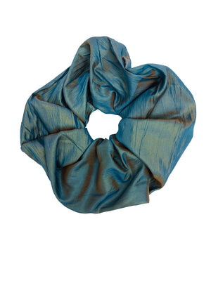Shadow Oversized Taffeta Scrunchie