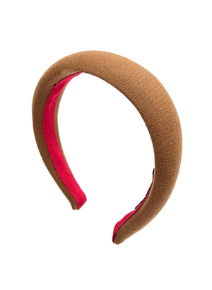 Load image into Gallery viewer, Limited edition Camel Padded Headband