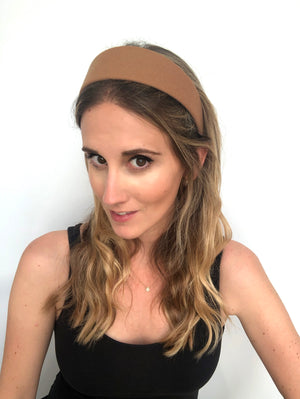 Limited edition Camel Wool Headband