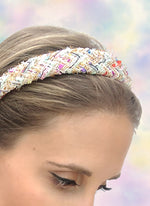 Poppy Mini Headband Pink