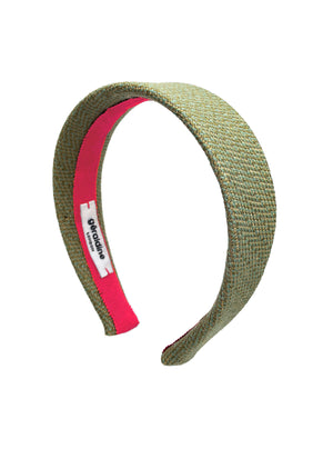 Berkeley Flat Headband Sage