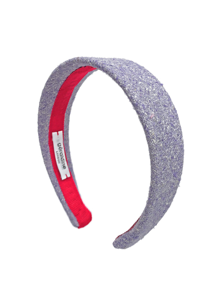Load image into Gallery viewer, Berkeley Flat Headband Lavender