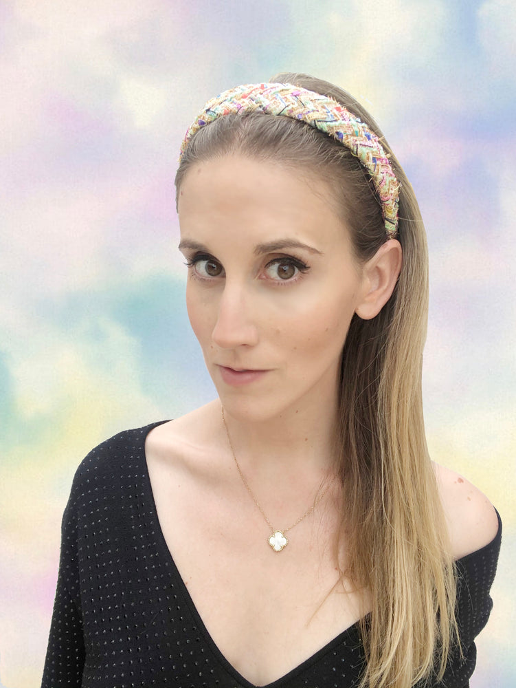 Load image into Gallery viewer, Poppy Mini Headband Pink
