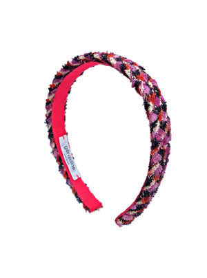 Load image into Gallery viewer, Calypso Mini Headband Pink