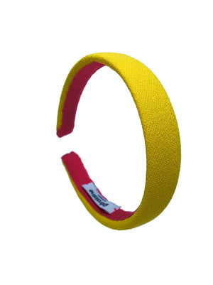 Simplicity Yellow Alice Band