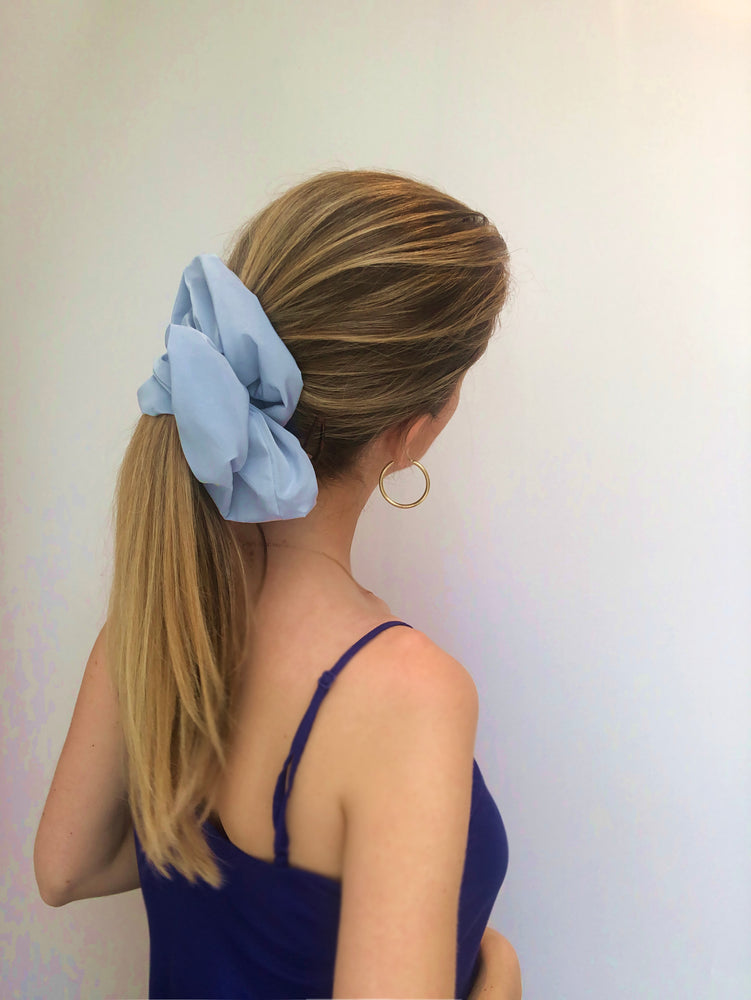 Taffeta Oversized Scrunchie