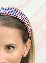 Poppy Flat Headband Portobello