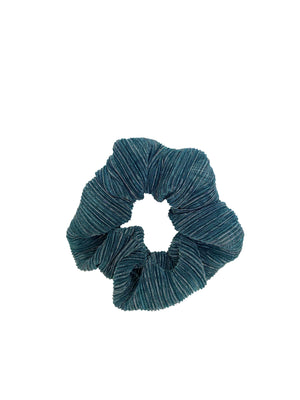Load image into Gallery viewer, Ocean Blue Scrunchie