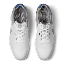 Load image into Gallery viewer, FootJoy  Men's Pro SL Golf Shoes (white/grey)