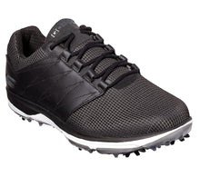 Load image into Gallery viewer, Skechers Go Golf Pro V.4 - Honors (Black/White)