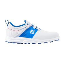 Load image into Gallery viewer, FootJoy Men's Superlites XP Golf Shoes (White)