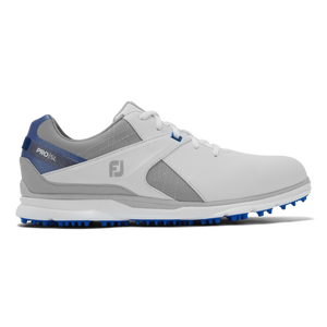 FootJoy  Men's Pro SL Golf Shoes (white/grey)