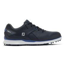 Load image into Gallery viewer, FootJoy Men's Pro SL Golf Shoes (navy/light blue)