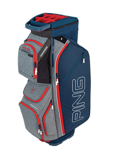 Ping Traverse Cart Bag - Assorted Colours