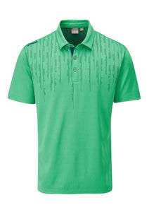 Ping Carbon Golf Polo Shirt