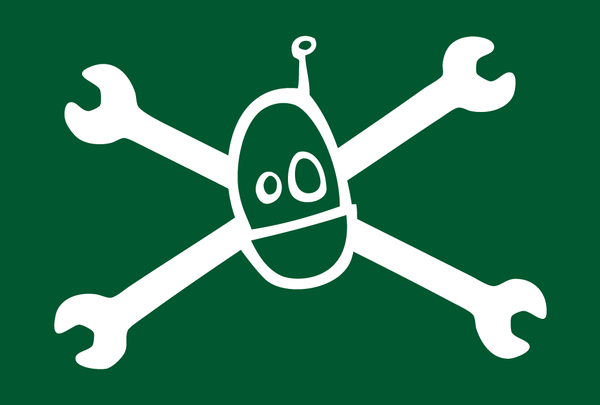Evergreen with Alaska Robotics Logo