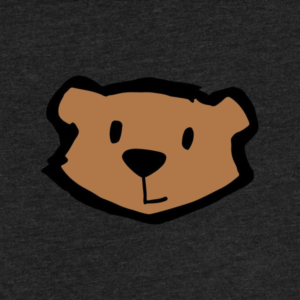 Happy Bear - Adult T-Shirt