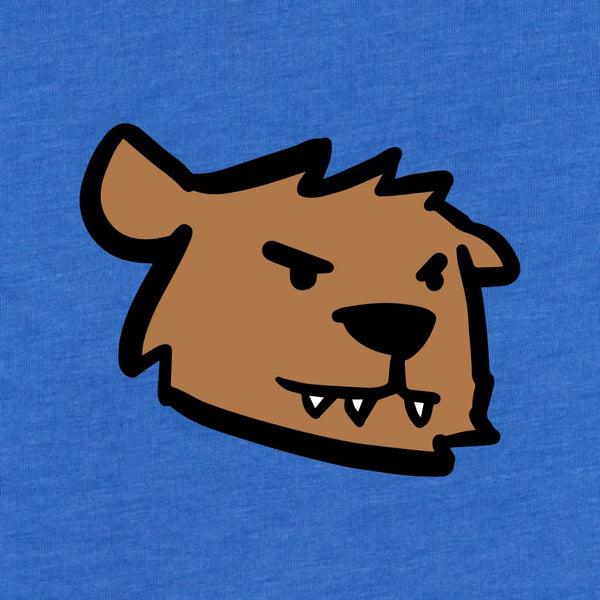 Snarly Bear - Kids T-Shirt