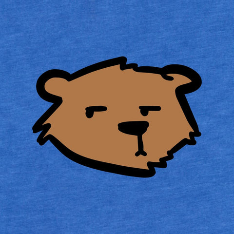 Suspicious Bear - Kids T-Shirt