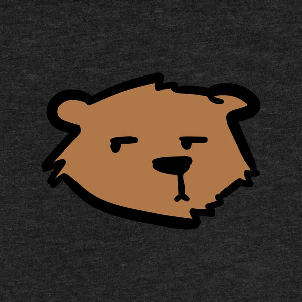 Suspicious Bear - Adult T-Shirt