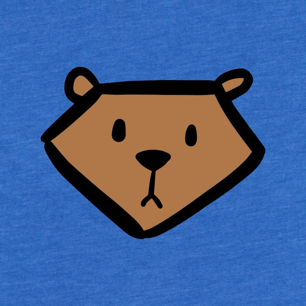 Worried Bear - Kids T-Shirt