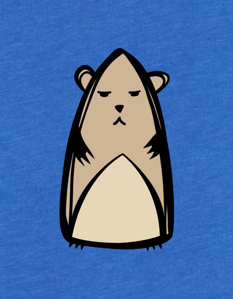 Bored Beariken - Adult T-Shirt
