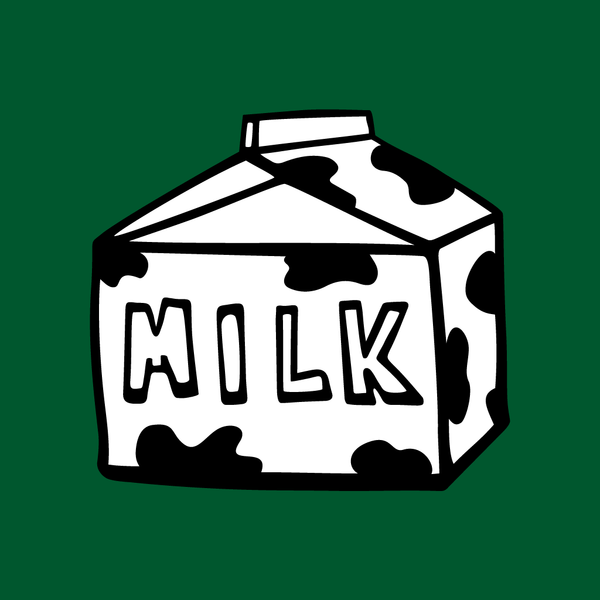 Milk - Adult T-Shirt