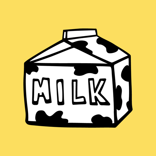 Milk - Kids T-Shirt