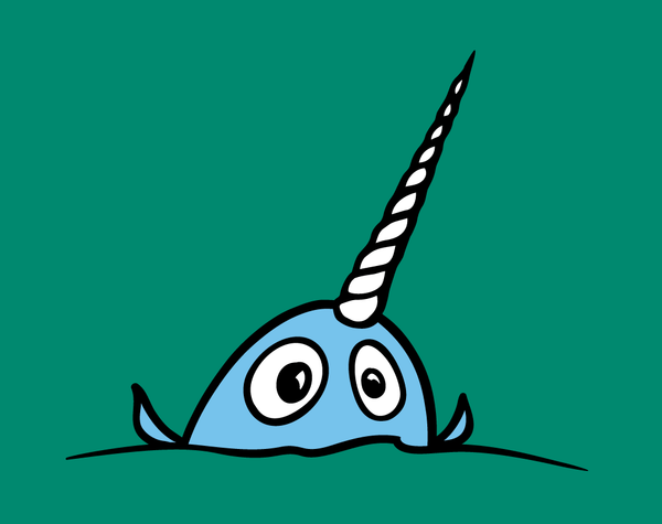 Narwhal #2 - Kids T-Shirt