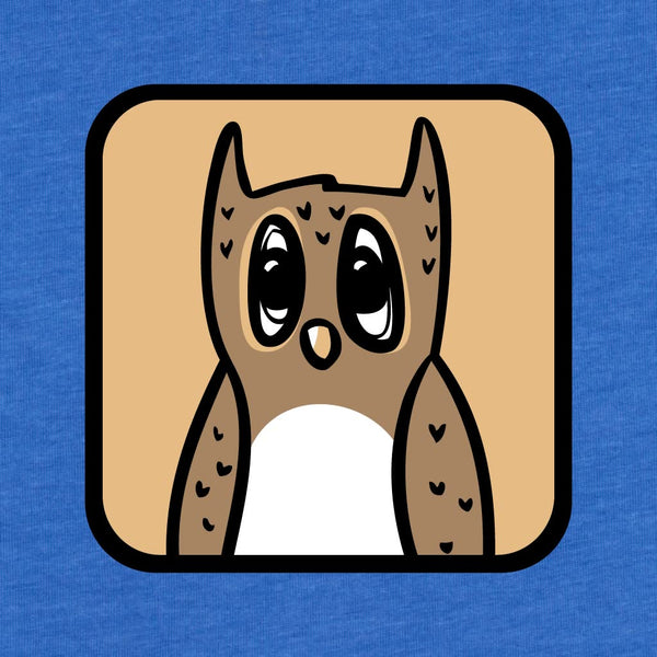 Owl - Kids T-Shirt