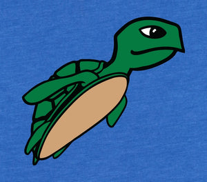 Sea Turtle - Baby Onesie
