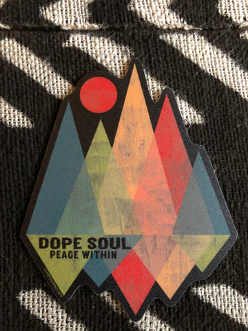 Sticker, Dope Soul (Single )
