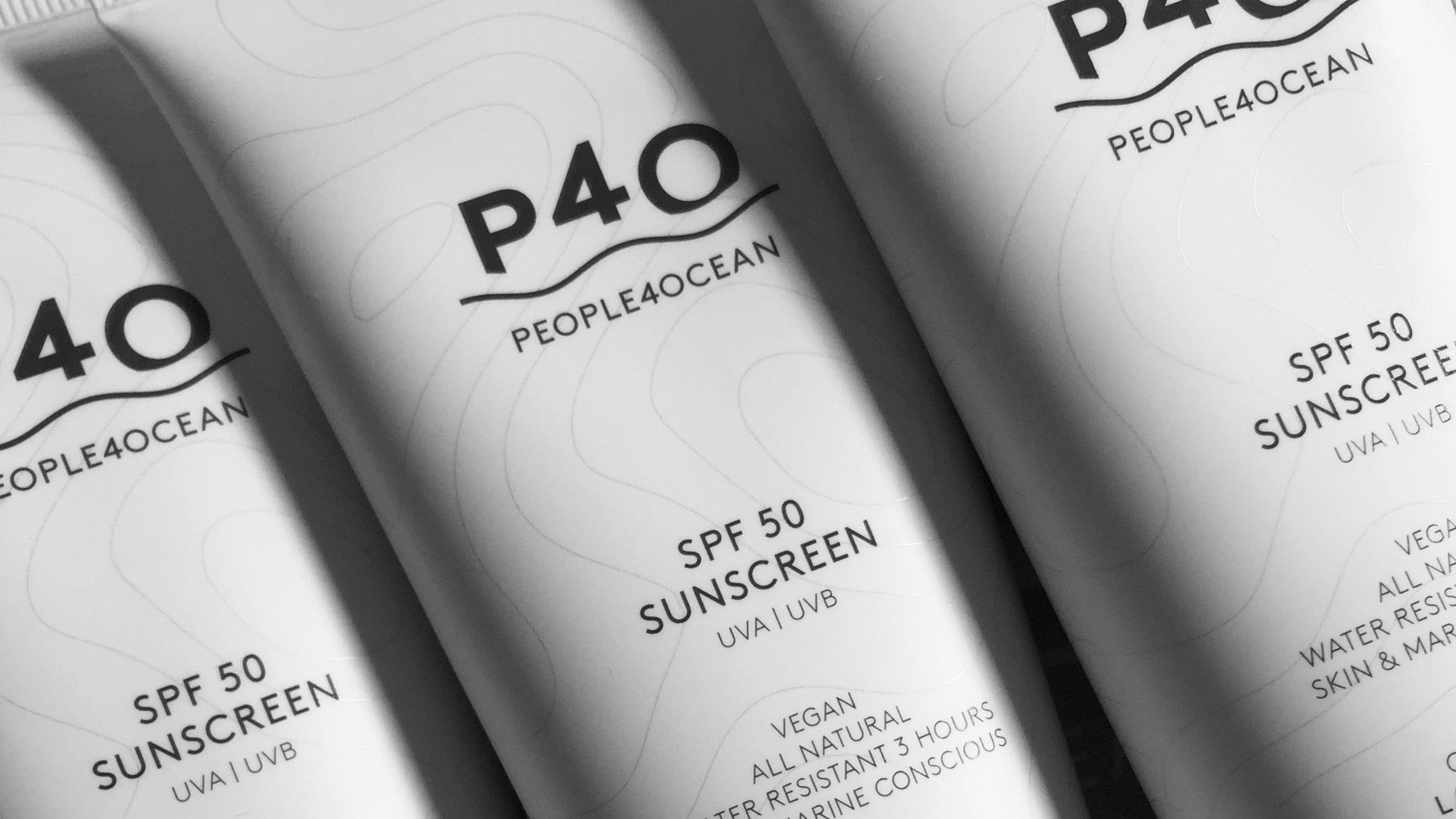 tubes of sunscreen showing the structure and design of the tube