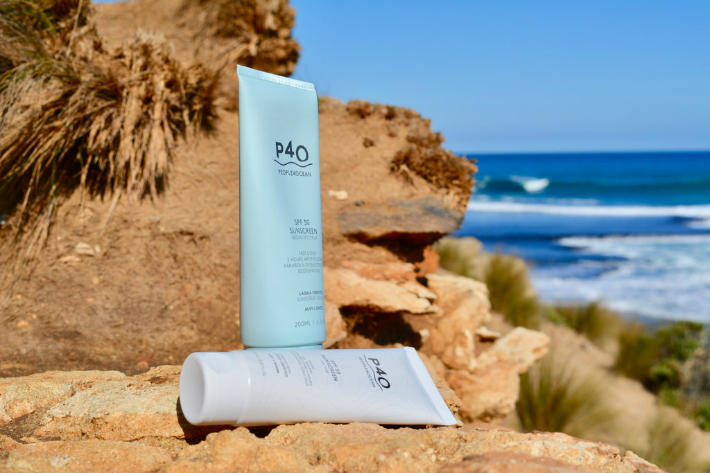 People4Ocean Winter Sunscreens all Mineral