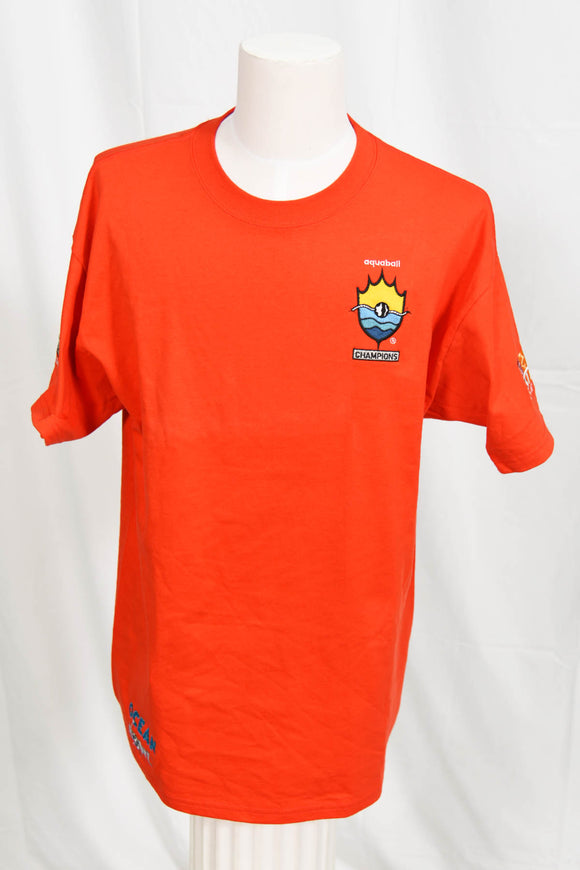 Champions Edition - Red Leader Ocean Bowl T-Shirt