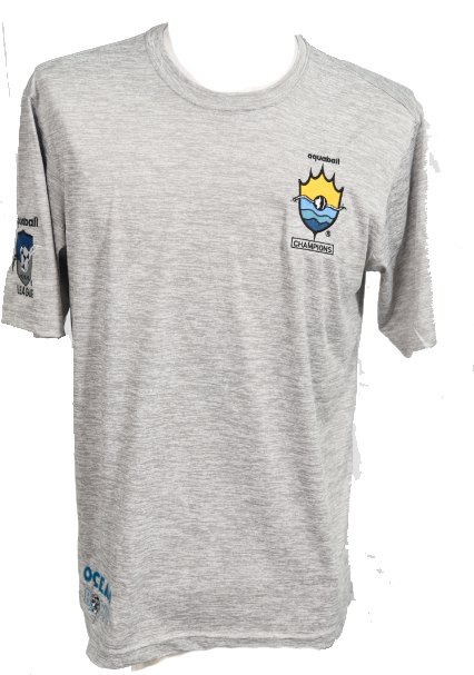 Champions Edition-Tidal Moon Grey Ocean Bowl T-Shirt