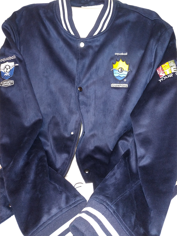 Champions Edition (e-Sports League) - Spring Varsity Jacket