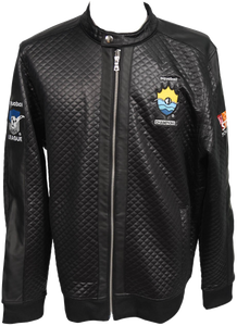 Championship Edition- Team Owner Black Ocean Bowl Jacket