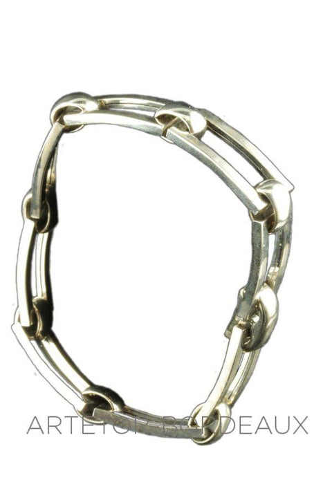 Bracelet Maille rectangle