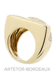 Bague Success Fred Or Jaune