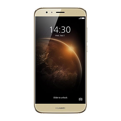 Huawei GX8 Unlocked Smartphone (US Version: RIO-L03) - Horizon Gold