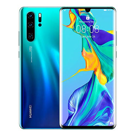 Huawei P30 Pro 128GB+8GB RAM (VOG-L29) 40MP LTE Factory Unlocked GSM Smartphone (International Version