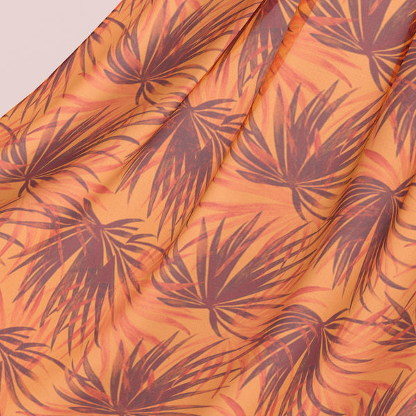 Palm Leaves Hand-painted (Exclusive)