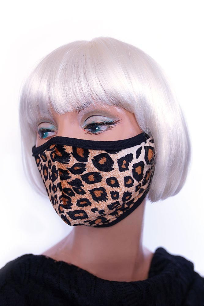 Cheetah Mask