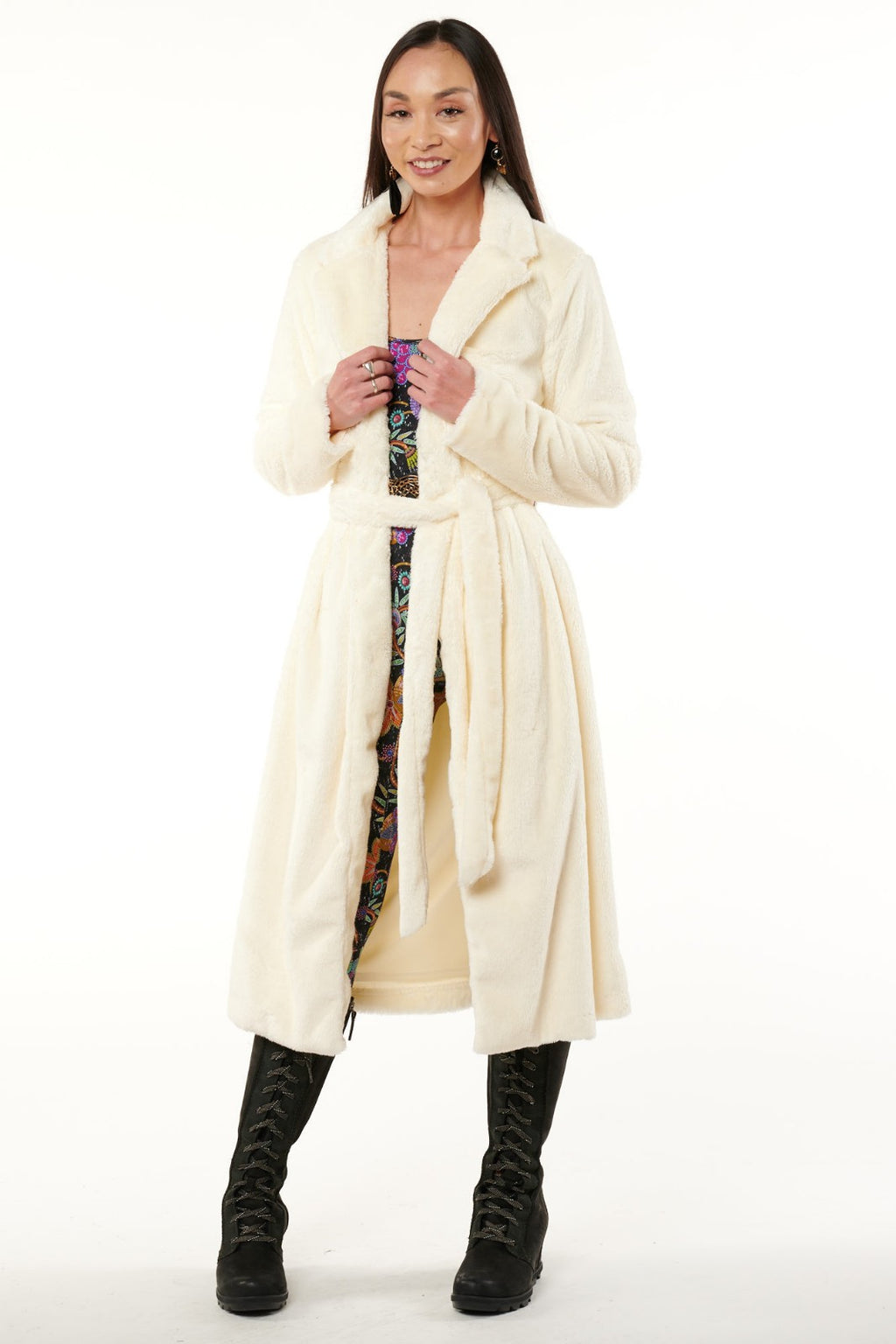 Cream Dreams Robe