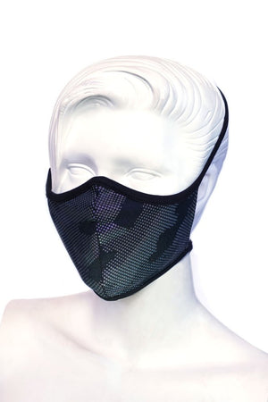 Reflective Camo Kids or Small Adult Mask