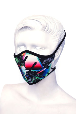 Digi Print Kids or Small Adult Mask