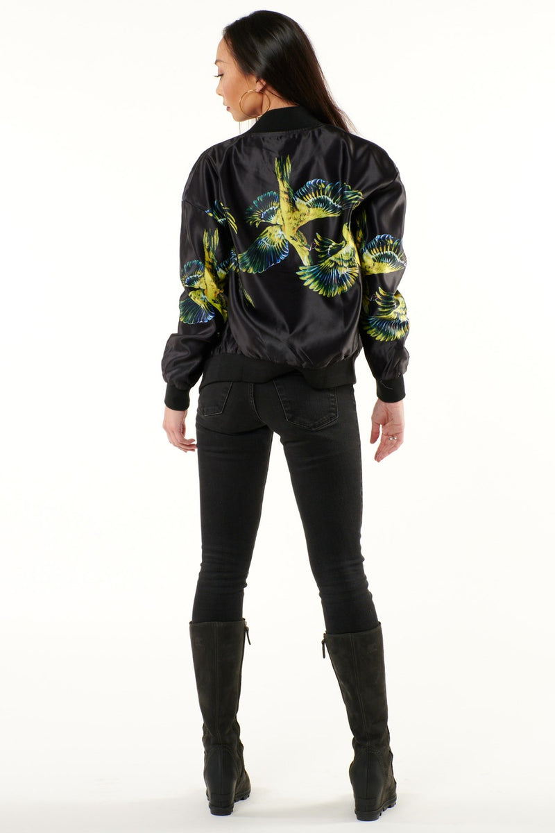 Yellow Birds Bomber Jacket