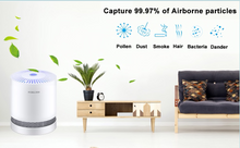 Load image into Gallery viewer, Desktop HEPA Air Purifier - Saniglo